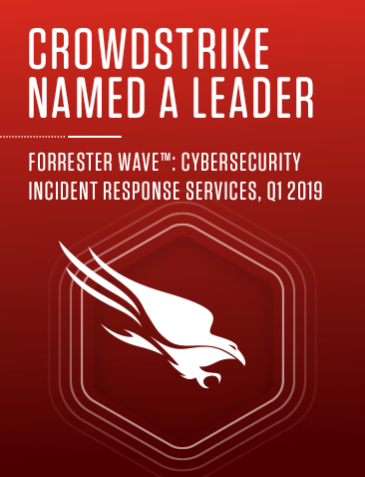 THE FORRESTER WAVE: CYBERSECURITY INCIDENT RESPONSE SERVICES, Q1 2019